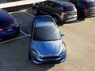 2018 Ford Focus Review