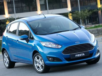 Small in size but packing a lot of punch, the Ford Fiesta