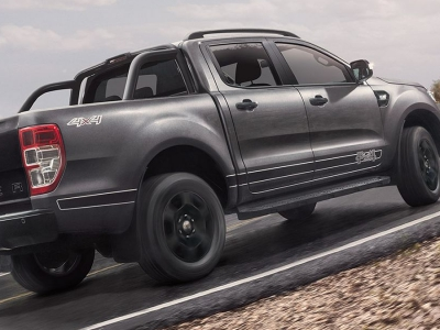 Limited Edition Ford Ranger Fx4 - Style, the way we would do it