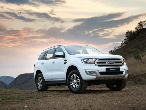 Small is the new big - new range for Ford Everest